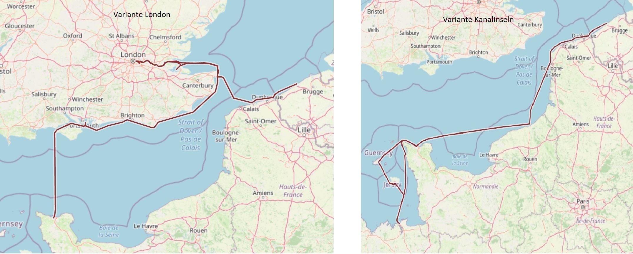 BO21-02 Oostende - Cherbourg